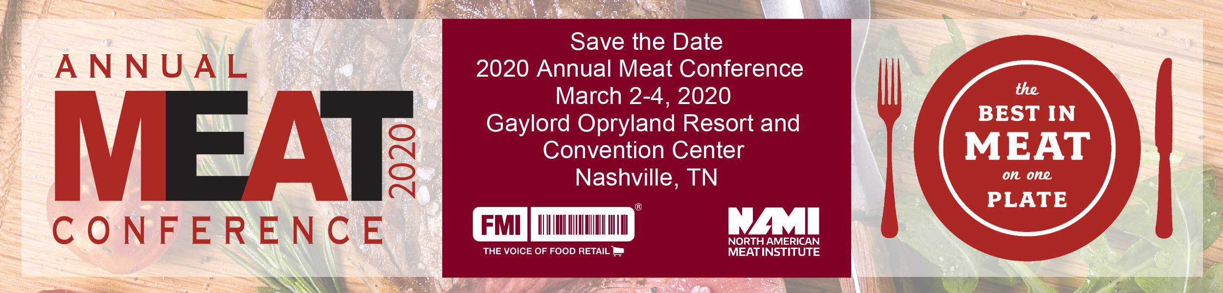 About the event | Meat Conference